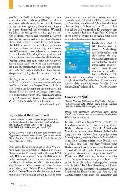 Textprobe_Rezension_Robin-und-Schnuff